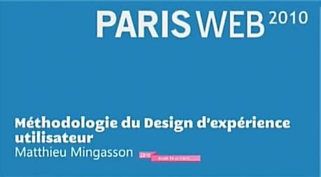 Méthodologie du Design d'expérience utilisateur-invitme