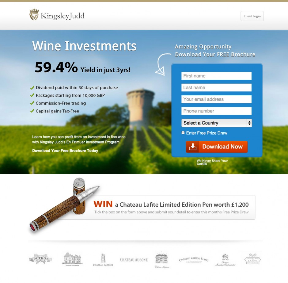 optimisation-landing-page-kingsley-judd-wine